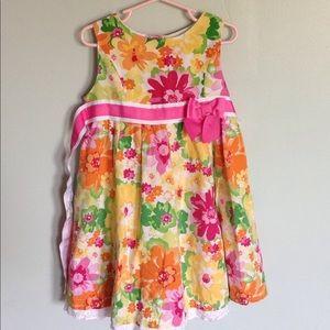 Girls 5T Spring Dress